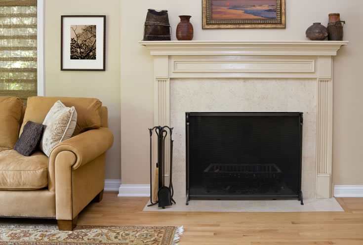Custom Wood Fireplace Mantels Manufactured To Your Specifications
